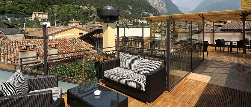Hotel Antico Borgo, Riva, Lake Garda, Italy - terrace exterior 2.jpg